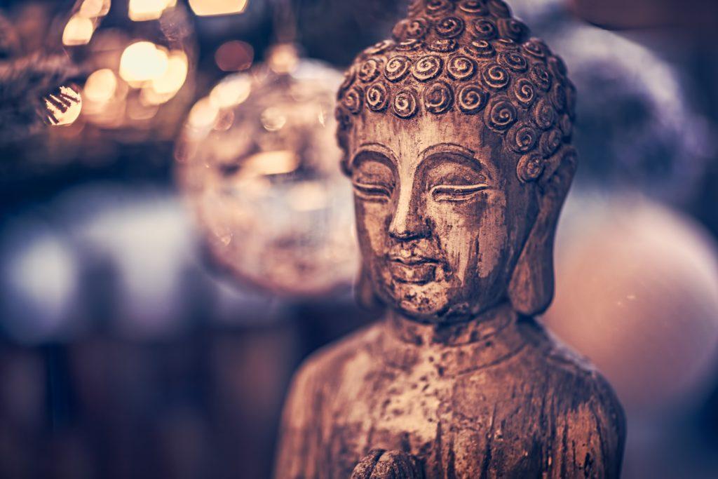 Buddha inspired reflective meditation retreat